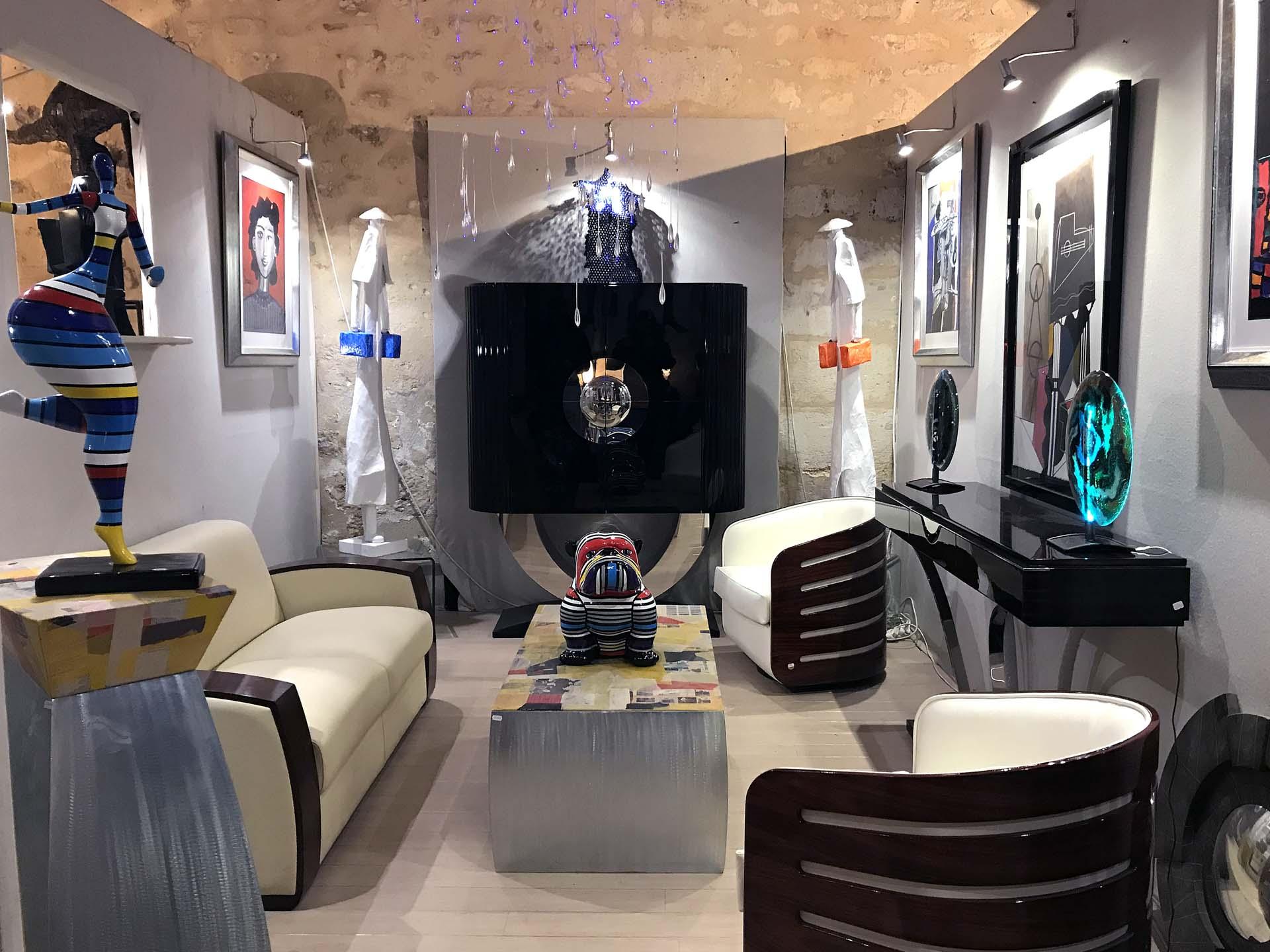 espace design bordeaux mobilier tableaux créateurs design