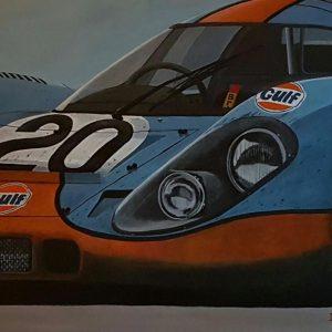 tableau porsche 917 guklf