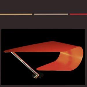table basse design en acier de création