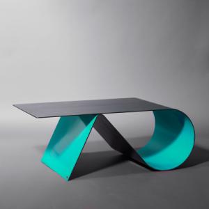 table basse en alu