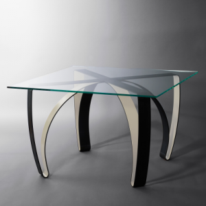table design en acier