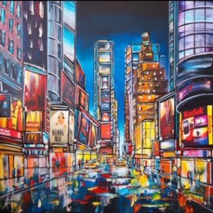 tableau time square
