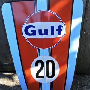 capot personnalisé gulf