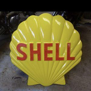 déco vintage shell