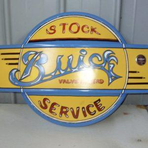 déco vintage buick