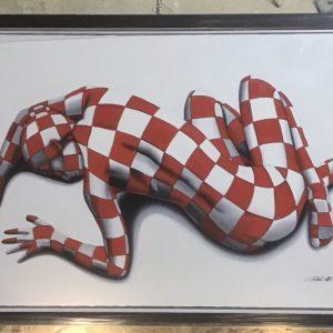 tableau artiste gage