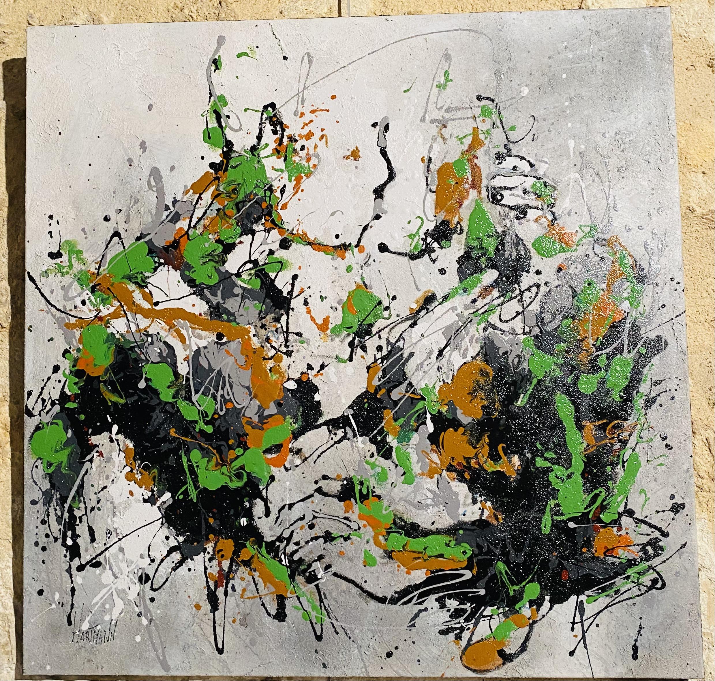 tableau huile sur toile