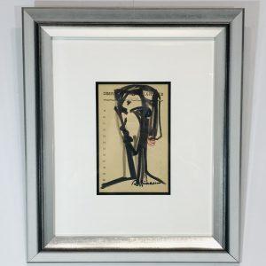 portrait de jeune femme raymond espinasse
